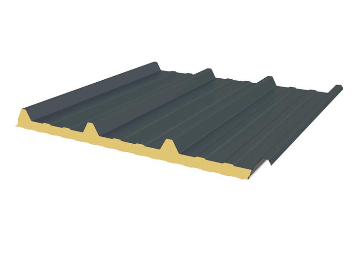 geïsoleerde dakplaten 40mm kopen