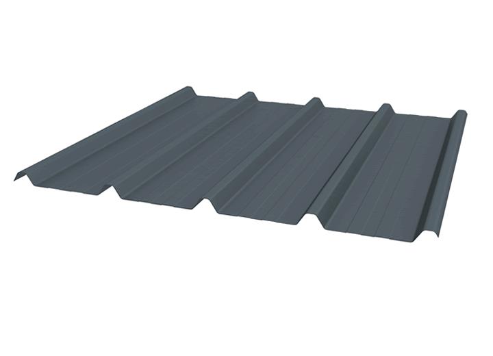 Enkelwandige dakplaten