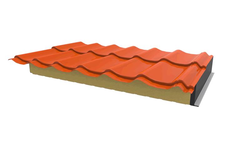 geïsoleerde dakpanplaten kopen